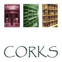 Corks logo