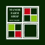 Manor Farm Shop logo