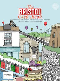 The Bristol Cook Book - cover