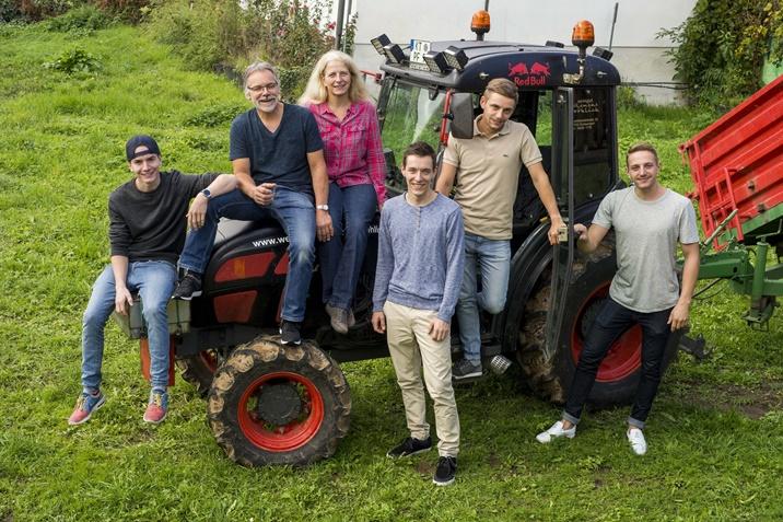 Froehlich family - Eschendorfer am Lumpen winery
